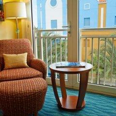 Отель Renaissance Curacao Resort & Casino балкон