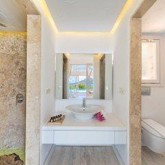 Likya Pavilion Hotel Турция, Калкан - отзывы, цены и фото номеров - забронировать отель Likya Pavilion Hotel онлайн ванная
