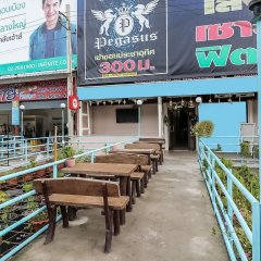 Отель NIDA Rooms Prapha 61 Don Muang гостиничный бар