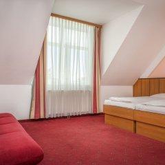 Отель Gartenhotel Gabriel City комната для гостей фото 5