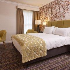 Отель Holiday Inn Northampton West M1 Junc 16 комната для гостей фото 2