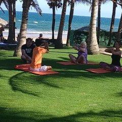 Отель Pandanus Resort Фантхьет фитнесс-зал фото 4