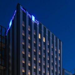 Отель UNIZO Tokyo Ginza-itchome Япония, Токио - отзывы, цены и фото номеров - забронировать отель UNIZO Tokyo Ginza-itchome онлайн вид на фасад