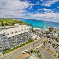 Отель Vista Marina Residence Доминикана, Бока Чика - отзывы, цены и фото номеров - забронировать отель Vista Marina Residence онлайн пляж