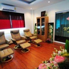 Отель Pratunam Pavilion Бангкок фитнесс-зал