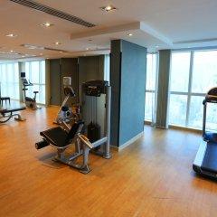 Отель Al Hamra Hotel ОАЭ, Шарджа - отзывы, цены и фото номеров - забронировать отель Al Hamra Hotel онлайн фитнесс-зал фото 3