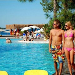 Отель Club Phaselis бассейн фото 2