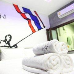 Отель Alphabeto Resort комната для гостей фото 3