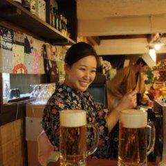 Отель Guest House Wind Inn Hakuba Хакуба развлечения