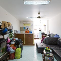 Апартаменты Patong Studio Apartments интерьер отеля