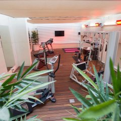 Отель Sercotel Coliseo фитнесс-зал фото 2