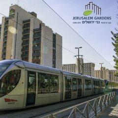 Jerusalem Gardens Hotel & Spa Израиль, Иерусалим - 8 отзывов об отеле, цены и фото номеров - забронировать отель Jerusalem Gardens Hotel & Spa онлайн спортивное сооружение