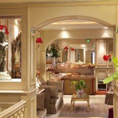 Отель Hôtel Au Manoir St-Germain des Prés гостиничный бар