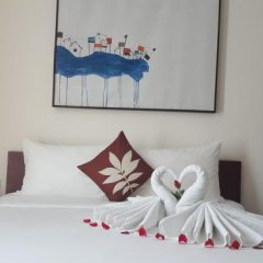 Отель Lana Villa Hoi An сейф в номере