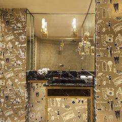 Отель Sunset Tower Уэст-Голливуд ванная