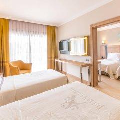 Julian Marmaris Турция, Мармарис - отзывы, цены и фото номеров - забронировать отель Julian Marmaris онлайн комната для гостей фото 3