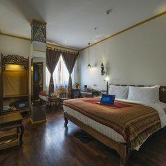 Bagan King Hotel комната для гостей