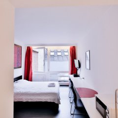 Отель Chic Suisse Flat - Metro Louise Брюссель комната для гостей фото 2