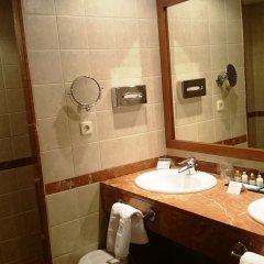 Отель Parador de Limpias ванная фото 2