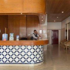 Отель Apartamentos Turisticos Algarve Mor Португалия, Портимао - отзывы, цены и фото номеров - забронировать отель Apartamentos Turisticos Algarve Mor онлайн интерьер отеля фото 2