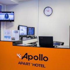 Apollo Apart Hotel интерьер отеля