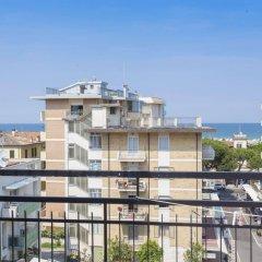 Hotel Aldebaran Римини балкон