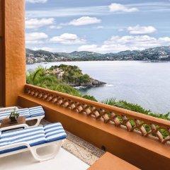 Отель WorldMark Zihuatanejo Мексика, Сиуатанехо - отзывы, цены и фото номеров - забронировать отель WorldMark Zihuatanejo онлайн балкон