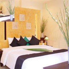 Отель The Old Phuket - Karon Beach Resort 4* Улучшенный номер с разными типами кроватей