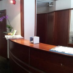 Отель P-HOTELS Осло интерьер отеля
