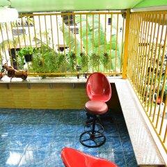Отель Puphaya Budget 122 Паттайя бассейн