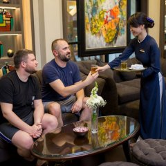 Hanoi L'heritage Diamond Hotel & Spa детские мероприятия