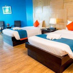 Отель Sea Breeze Jomtien Resort комната для гостей фото 15