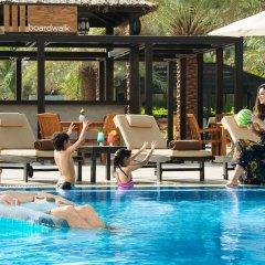 Отель DoubleTree by Hilton Resort & Spa Marjan Island фитнесс-зал фото 3