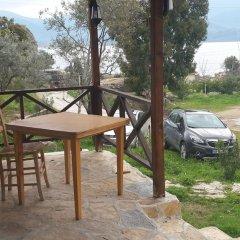 Selenes Pansiyon Турция, Алтинкум - отзывы, цены и фото номеров - забронировать отель Selenes Pansiyon онлайн балкон