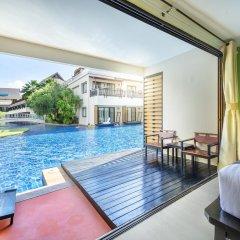 Отель Lanta Sand Resort & Spa Ланта балкон