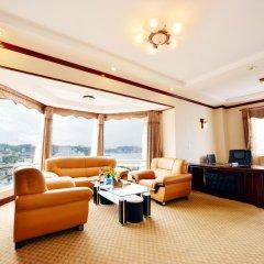 Grand Halong Hotel комната для гостей фото 4