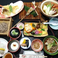 Отель Kishirou Синдзё питание