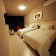 Отель Jinjianginn Style Zhongshan HuBin Китай, Чжуншань - отзывы, цены и фото номеров - забронировать отель Jinjianginn Style Zhongshan HuBin онлайн комната для гостей фото 3