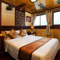 Отель Halong Victory Cruise комната для гостей