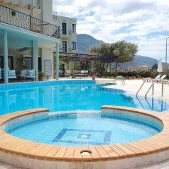Ekinhan Hotel Калкан бассейн фото 2