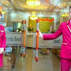 Hanoi Amanda Hotel интерьер отеля