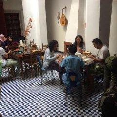Отель Fez Dar Марокко, Фес - отзывы, цены и фото номеров - забронировать отель Fez Dar онлайн питание фото 3