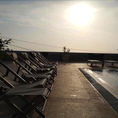 Отель The Hub Hotel Сьерра-Леоне, Фритаун - отзывы, цены и фото номеров - забронировать отель The Hub Hotel онлайн бассейн