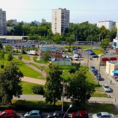 Гостиница Бульвар Новаторов 116 парковка