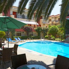 Отель Pelli Hotel Греция, Пефкохори - отзывы, цены и фото номеров - забронировать отель Pelli Hotel онлайн фото 5