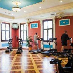 Отель RIU Palace Punta Cana All Inclusive Доминикана, Пунта Кана - 9 отзывов об отеле, цены и фото номеров - забронировать отель RIU Palace Punta Cana All Inclusive онлайн фитнесс-зал фото 2