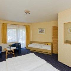 Отель Aquarius Braunschweig Германия, Брауншвейг - отзывы, цены и фото номеров - забронировать отель Aquarius Braunschweig онлайн комната для гостей фото 2