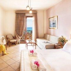 Paralio Hotel комната для гостей фото 3