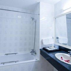 Nha Trang Lodge Hotel Нячанг ванная
