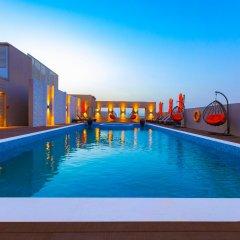 Отель Occidential Dubai Production City бассейн фото 2